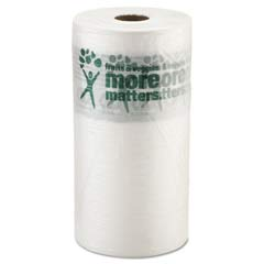 Produce Bag, 10 x 15, 9 Microns, Natural, 1400/Roll IBSPHMORE15NS