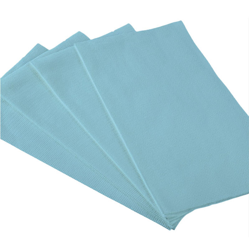 WYPALL X70 Foodservice Towels, Quarterfold, 12 1/2 x 23 1/2, Blue, 300/Box KCC05927
