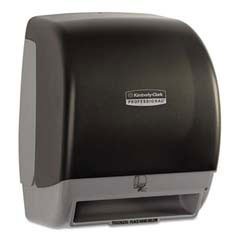 IN-SIGHT Touchless Roll Towel Dispenser, 12 27/100 x 9 47/100 x 15 1/5, Smoke/Gray KCC09803