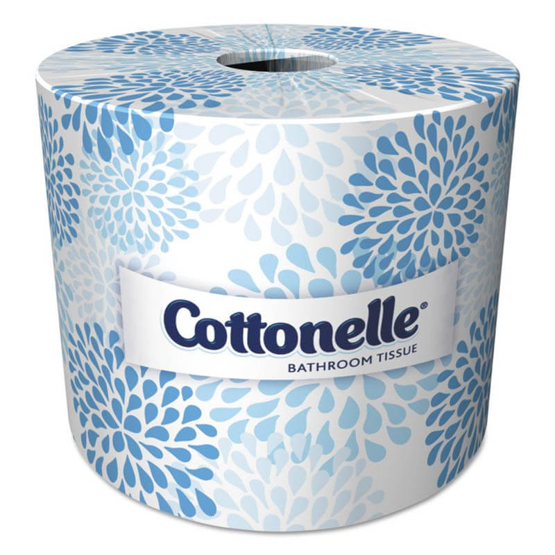 KLEENEX COTTONELLE Two-Ply Bathroom Tissue KCC13135