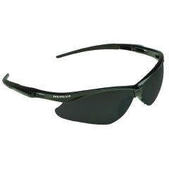 No Frame Safety Glasses : V30 Nemesis Safety Glasses, Black Frame, Smoke Lens - UnoClean