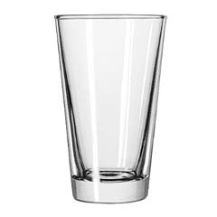 Restaurant Basics Drinking Glasses, Cooler, 14 oz., 5-7/8 Inch Height LIB15141