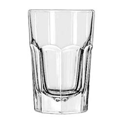 Gibraltar Drinking Glasses, Hi-Ball, 9 oz., 3-3/4 Inch Height LIB15236