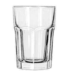 Gibraltar Drinking Glasses, Beverage, 12 oz., 4-7/8 Inch Height LIB15238