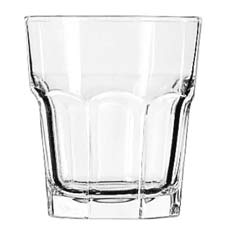 Gibraltar Drinking Glasses, Double Rocks, 12 oz., 4 Inch Height LIB15243