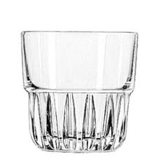 Everest Drinking Glasses, Rocks, 9 oz., 3-3/8 Inch Height LIB15434