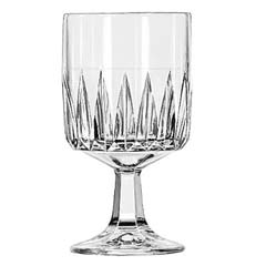 Winchester Drinking Glasses, Goblet, 10-1/2 oz., 6 Inch Height LIB15465