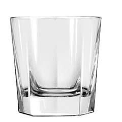 Inverness Drinking Glasses, Rocks, 9 oz., 3-1/2 Inch Height LIB15481