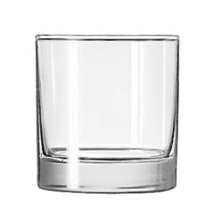 Lexington Drinking Glasses, Old Fashioned, 10-1/4 oz., 3-1/2 Inch Height LIB2338