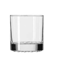Nob Hill Drinking Glasses, Old Fashioned, 10-1/4 oz., 3-3/8 Inch Height LIB23386