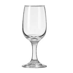 Embassy Wine Glasses, 6-1/2 oz., 6-1/4 Inch Height LIB3766