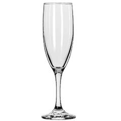 Embassy Drinking Glasses, Flute, 6 oz., 8-1/8 Inch Height LIB3795