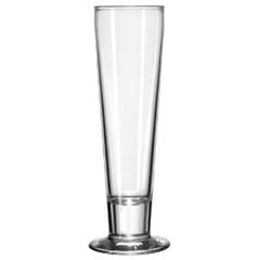 Catalina Footed Beer Drinking Glasses, Pilsner, 12 oz., 9 Inch Height LIB3828