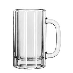 Mugs and Tankards Drinking Glasses, Paneled Mug, 16 oz., 6-1/8 Inch Height LIB5020