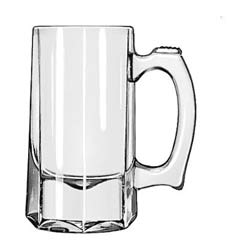 Mugs and Tankards Drinking Glasses Beer, Stein, 10 oz., 5-7/8 Inch Height LIB5205