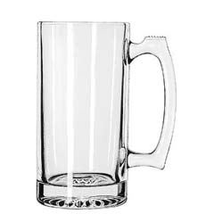 Mugs and Tankards Drinking Glasses, Sport Mug, 25 oz., 7-1/8 Inch Height LIB5272