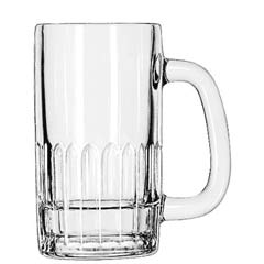 Mugs and Tankards Drinking Glasses, Mug, 12 oz., 5-5/8 Inch Height LIB5309
