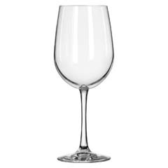 Vina Drinking Glasses, Tall Wine, 18-1/2 oz., 9-1/8 Inch Height LIB7504