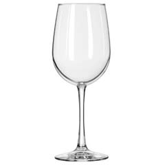 Vina Drinking Glasses, Tall Wine, 16 oz., 9 Inch Height LIB7510