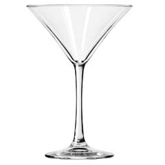 Vina Drinking Glasses, Martini, 8 oz., 6-7/8 Inch Height LIB7512
