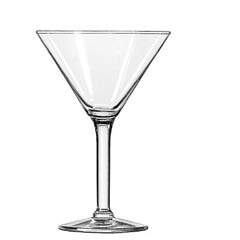 Grande Collection Drinking Glasses, Martini, 10 oz., 6-7/8 Inch Height LIB8480