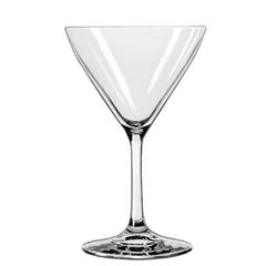 Bristol Valley Cocktail Drinking Glasses, Martini, 7-1/2 oz., 6-1/4 Inch Height LIB8555SR
