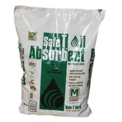 All-Purpose Clay Absorbent, 40 lbs., Poly-Bag MOL7941
