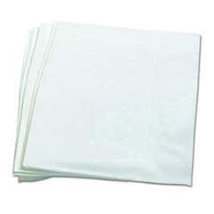 Dispenser Napkins, 1-Ply, 12 x 13, White MORD1213