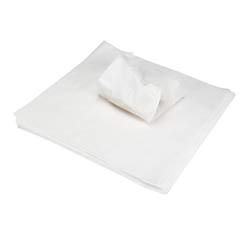 Heavyweight Dry Waxed Paper Sheets, 15 x 15, White MCD1043