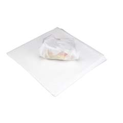 Deli Wrap Dry Waxed Paper Flat Sheets, 12 x 12, White, 1000/Pack MCD8222