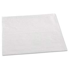 Deli Wrap Dry Waxed Paper Flat Sheets, 15 x 15, White, 1000/Pack MCD8223