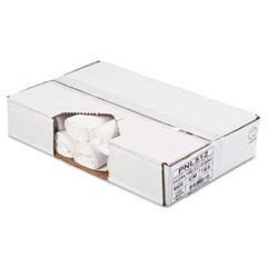 Linear Low Density Can Liners, 33 x 39, White [PNL512] PNL512