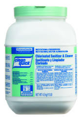 Powdered Sanitizer/Cleanser, 10lb Bucket PGC02580