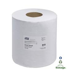 Center-Pull Towels, White, 8-1/4 x 12, 1-Ply, 1000/Roll SCA120133
