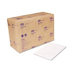 Dispenser Napkins, Interfold,13w x 8 1/2L, White SCADX900