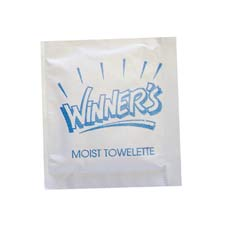 Fresh Nap Moist Towelettes, 4 x 7, White [SVA035800] SVA035800