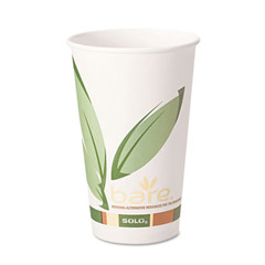 Bare EcoForward Recycled Content PCF Hot Cups, 20 oz SCC420RC