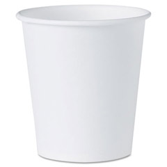White Paper Water Cups, 3 oz SCC44