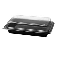 Specialty Containers, Black/Clear - (200) 24 oz. Containers SCC844001-PS94