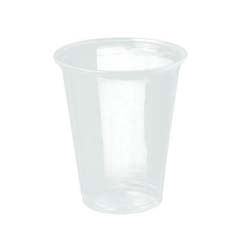 Reveal Plastic Cold Cups, 16 oz., Clear, Flush Fill, 50/Bag SCCPX16