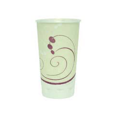 Symphony Design Trophy Foam Hot/Cold Drink Cups - (750) 20 oz. Cups SCCX20NSYM