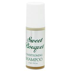 Conditioning Shampoo, Sweet Bouquet Fragrance, 0.75 oz. Bottle SBOSBCS-BOT