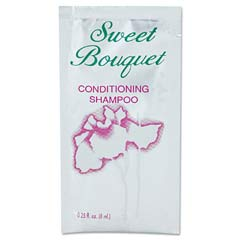 Conditioning Shampoo, Sweet Bouquet Fragrance, 0.25 oz. Foil Packets SBOSBCS-PKT
