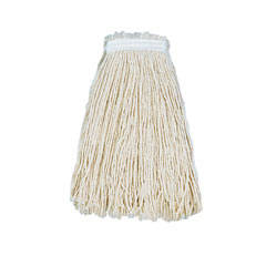 Premium Cut-End Cotton Wet Mop Heads - (12) 20 oz. Heads BWK220C