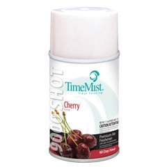 9000 Shot Metered Air Fresheners - Cherry - (4) 7.5oz Aerosol Cans TMS33-6414TMCA