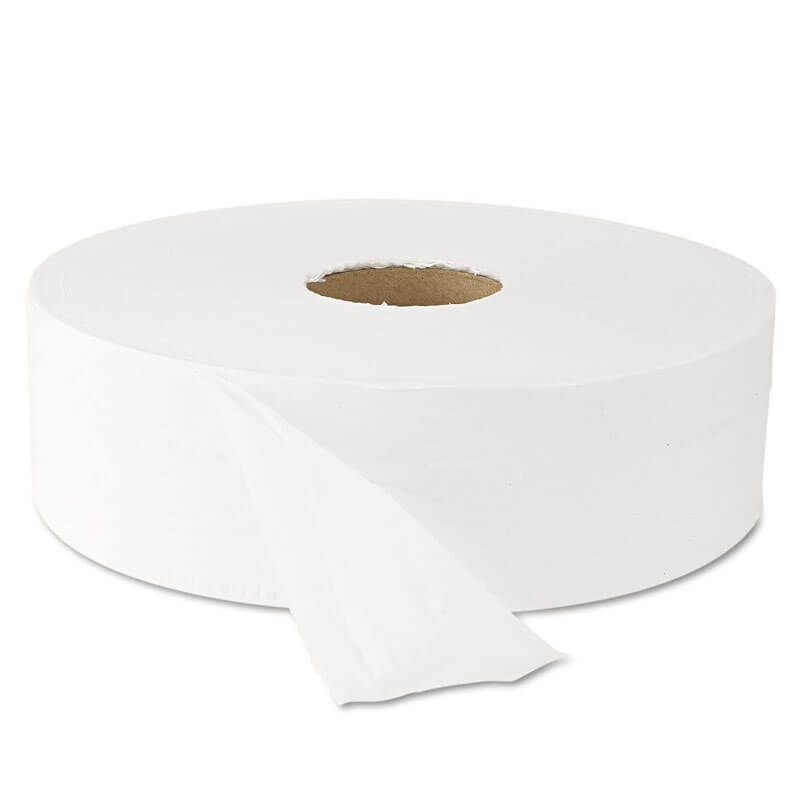 Super Jumbo Roll One-Ply Bath Tissue, 12