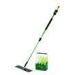 "Easy Scrub Express Flat Mop Tool with 18"" Pad Holder, High-Gloss Green MCO59051"