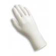 Dura-Touch PVC Powdered Gloves, Clear, Medium, 100/Box ANS34715M