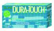 Dura-Touch 5-Mil PVC Disposable Gloves, Small, Clear ANS34725S
