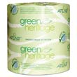 Green Heritage Bathroom Tissue, 2-Ply Sheets, White APM205GREEN